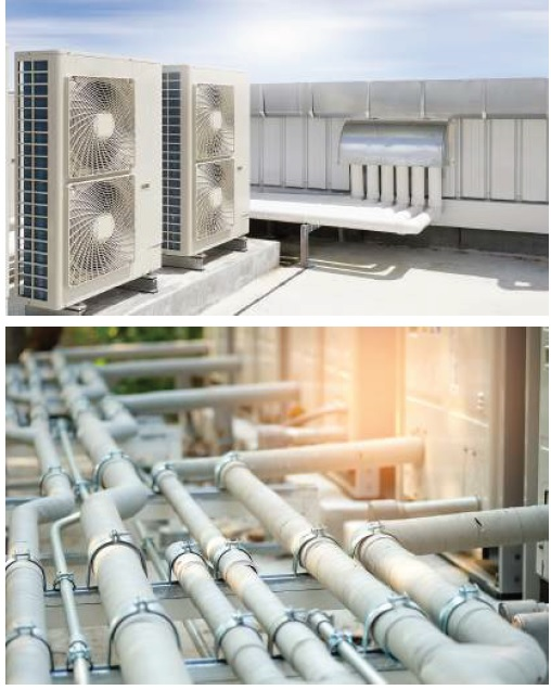 SUPPLY AND INSTALLATION MECHANICAL VENTILATION & AIR CONDITIONING SYSTEM